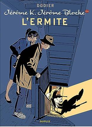 Jérôme K. Jérôme Bloche Vol. 24: L'Ermite