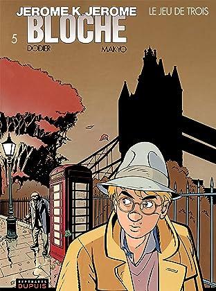 Jérôme K. Jérôme Bloche Vol. 5: LE JEU DE TROIS