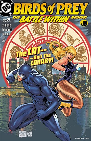 Birds of Prey (1999-2009) #81