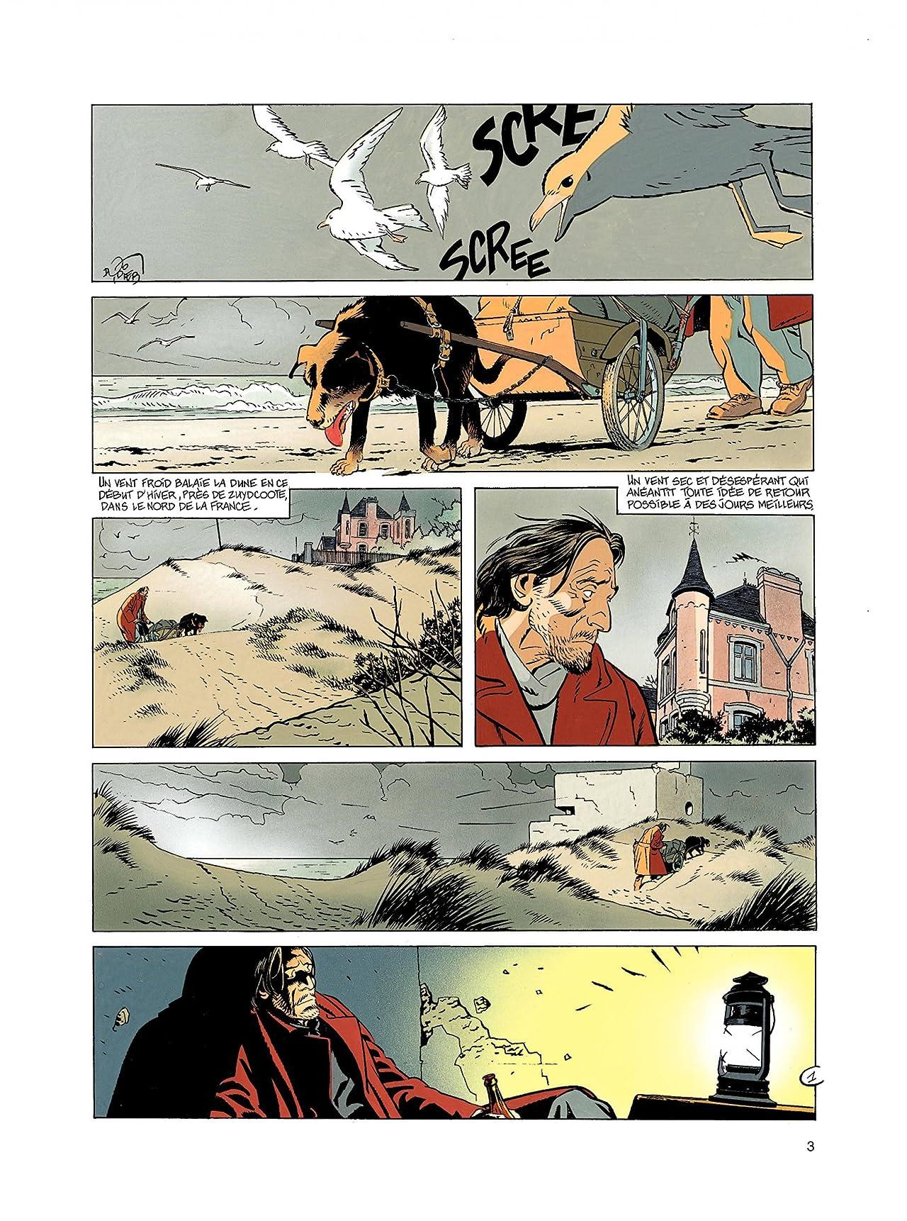 Jérôme K. Jérôme Bloche Vol. 8: LE VAGABOND DES DUNES