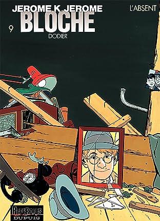 Jérôme K. Jérôme Bloche Vol. 9: L'ABSENT