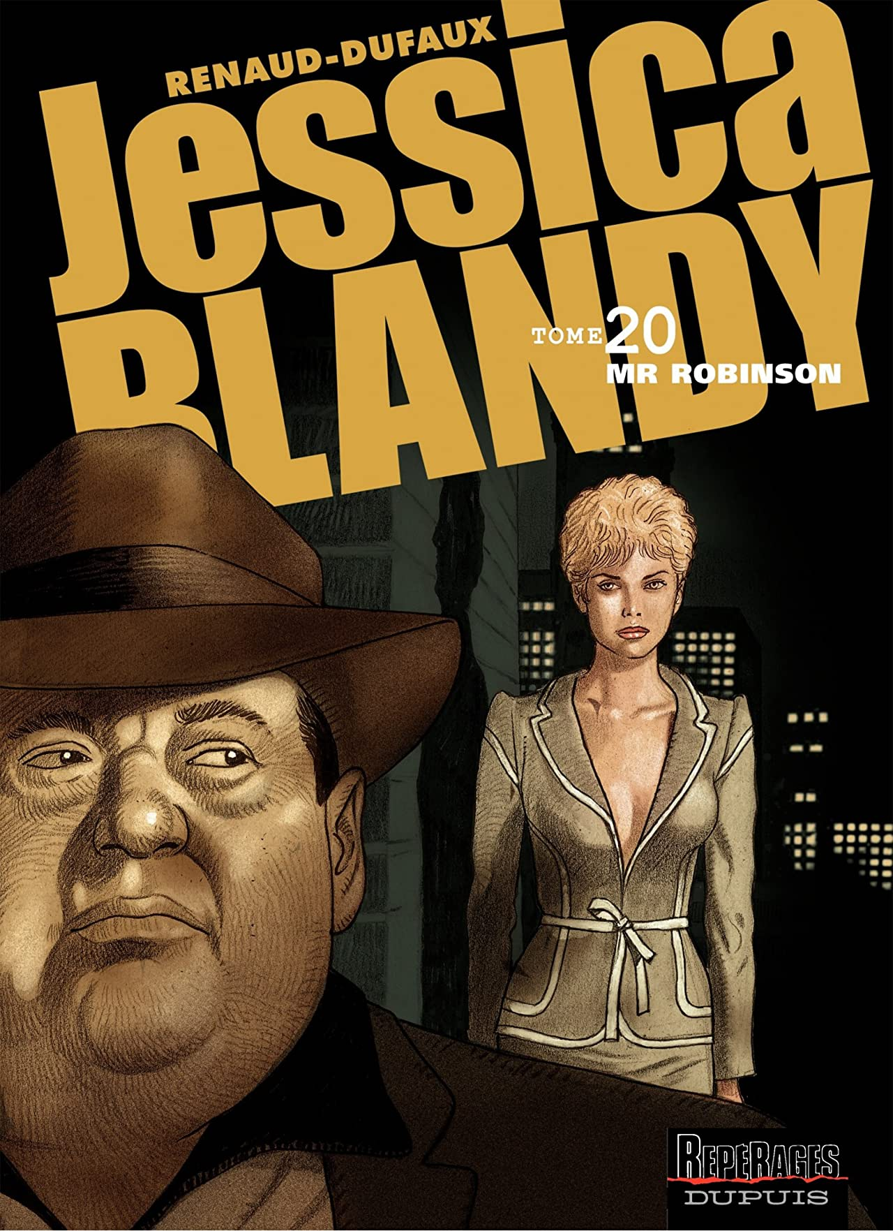 Jessica Blandy Vol. 20: Mr Robinson