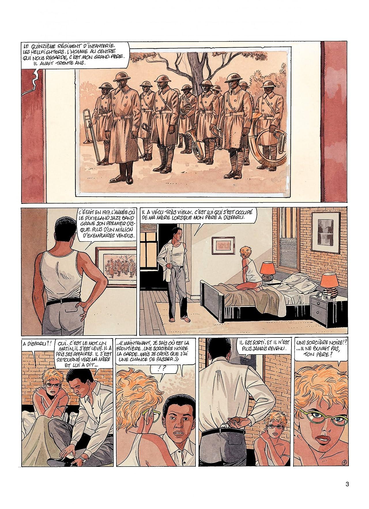 Jessica Blandy Vol. 21: La Frontière