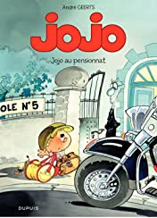 Jojo Vol. 12: Au pensionnat