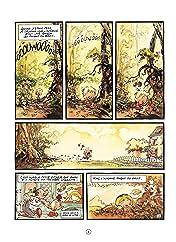 Jojo Vol. 14: La Ballade des quatre saisons