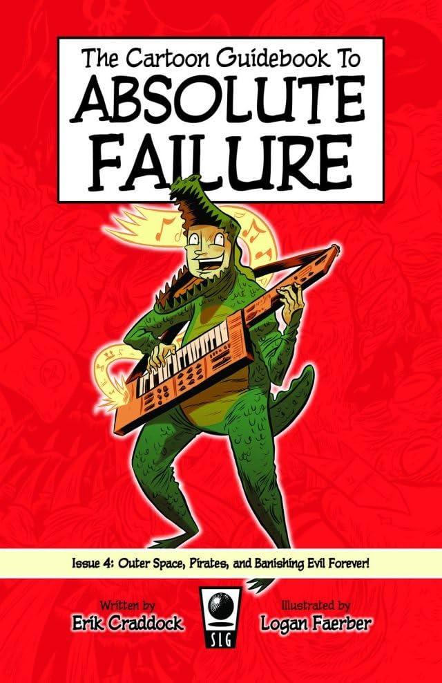 Cartoon Guidebook to Absolute Failure #4