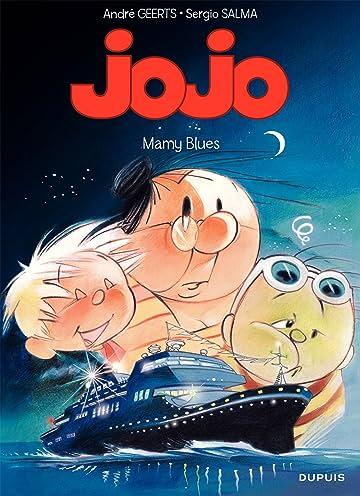 Jojo Vol. 18: Mamy Blues