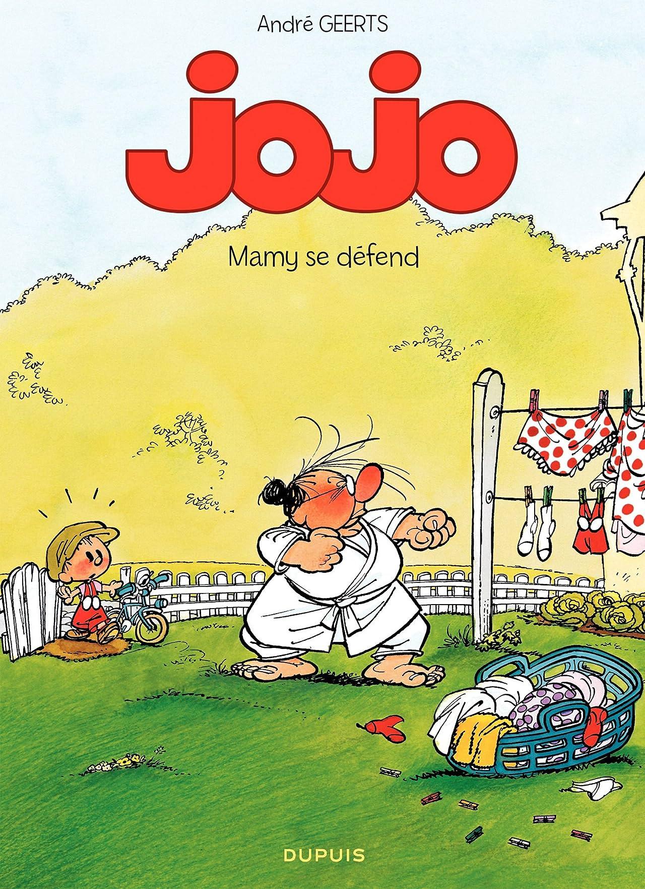 Jojo Vol. 7: Mamy se défend