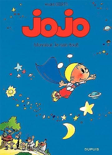 Jojo Vol. 8: Monsieur Je sais tout