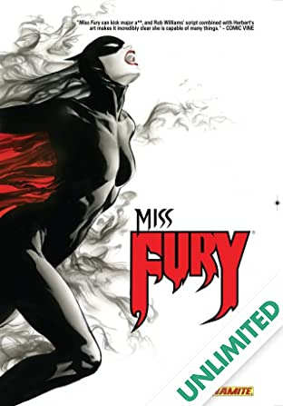 Miss Fury (2013) Vol. 1: Anger Is An Energy