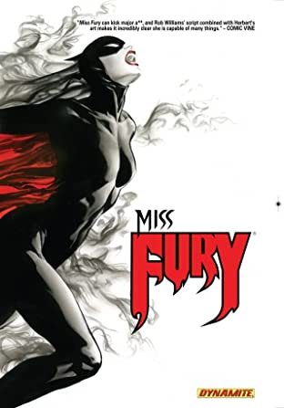 Miss Fury Vol. 1: Anger Is An Energy