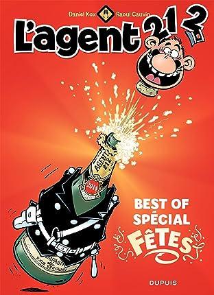 L'Agent 212-  La compil Vol. 3: Best of spécial fêtes