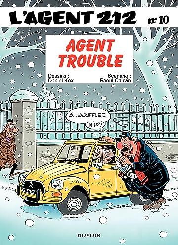 L'Agent 212 Vol. 10: Agent trouble