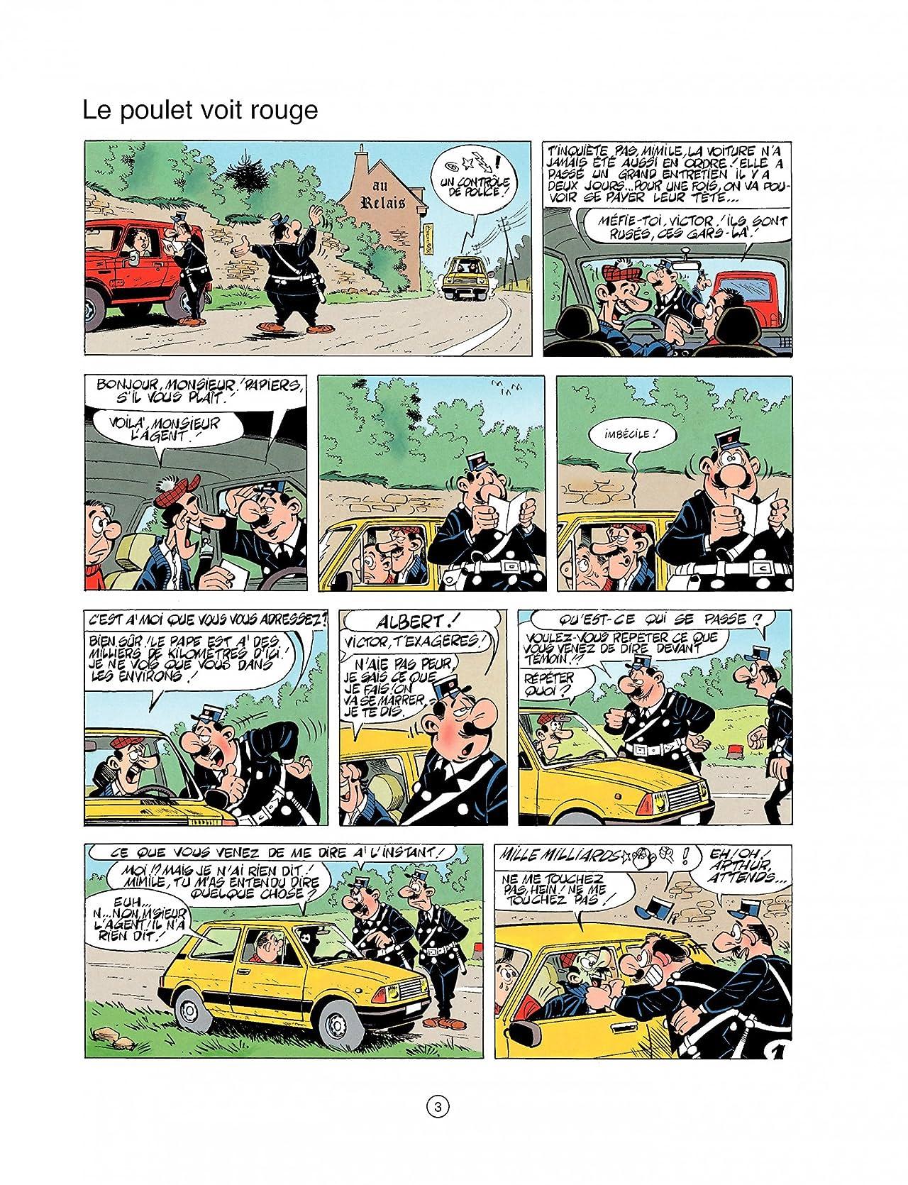L'Agent 212 Vol. 11: SIFFLEZ DANS LE BALLON !
