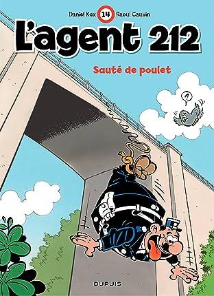 L'Agent 212 Vol. 14: SAUTE DE POULET