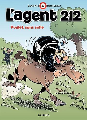 L'Agent 212 Vol. 17: POULET SANS SELLE