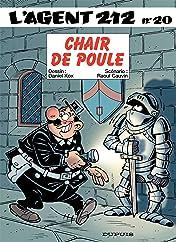 L'Agent 212 Vol. 20: CHAIR DE POULE