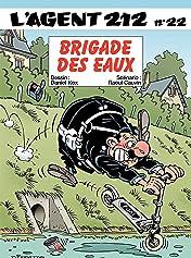 L'Agent 212 Vol. 22: BRIGADE DES EAUX