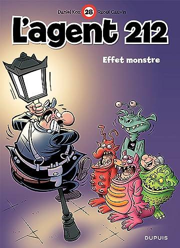 L'Agent 212 Vol. 28: en attente