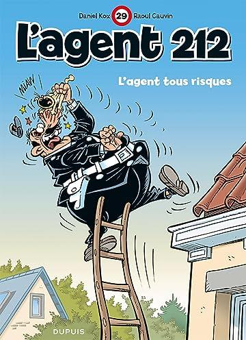 L'agent 212 Vol. 29: L'agent tous risques