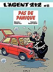 L'Agent 212 Vol. 8: PAS DE PANIQUE