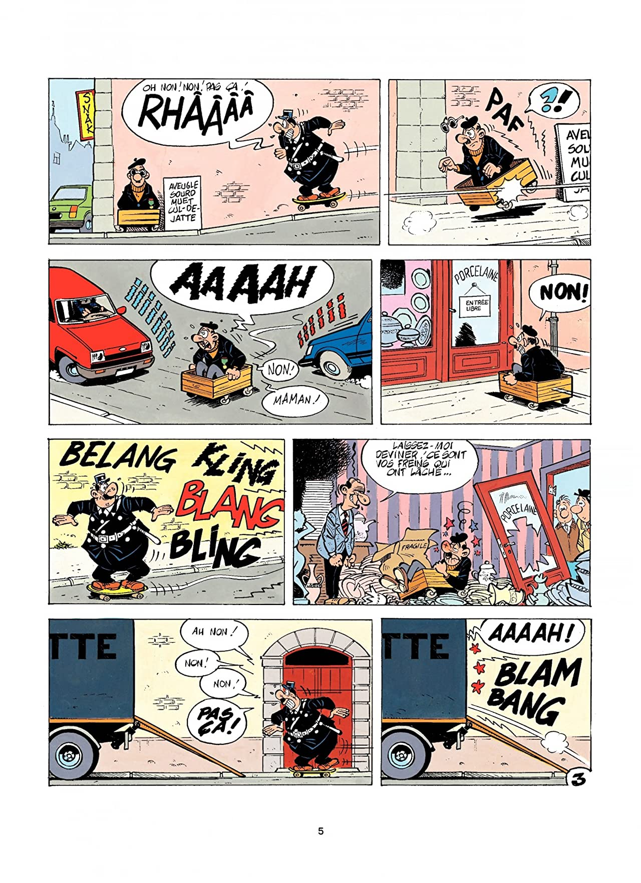 L'Agent 212 Vol. 9: BRIGADE MOBILE