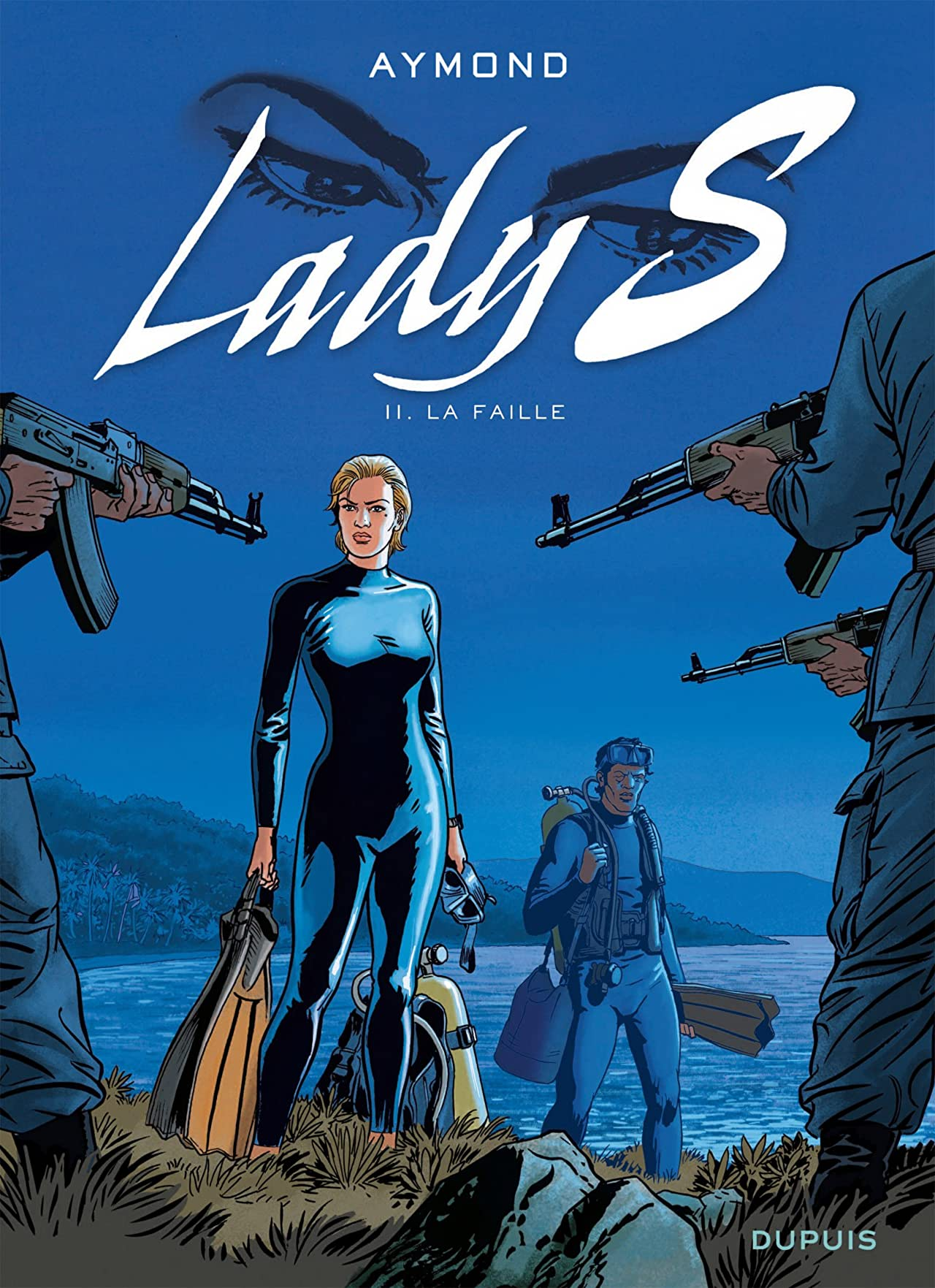 Lady S. Vol. 11: La faille