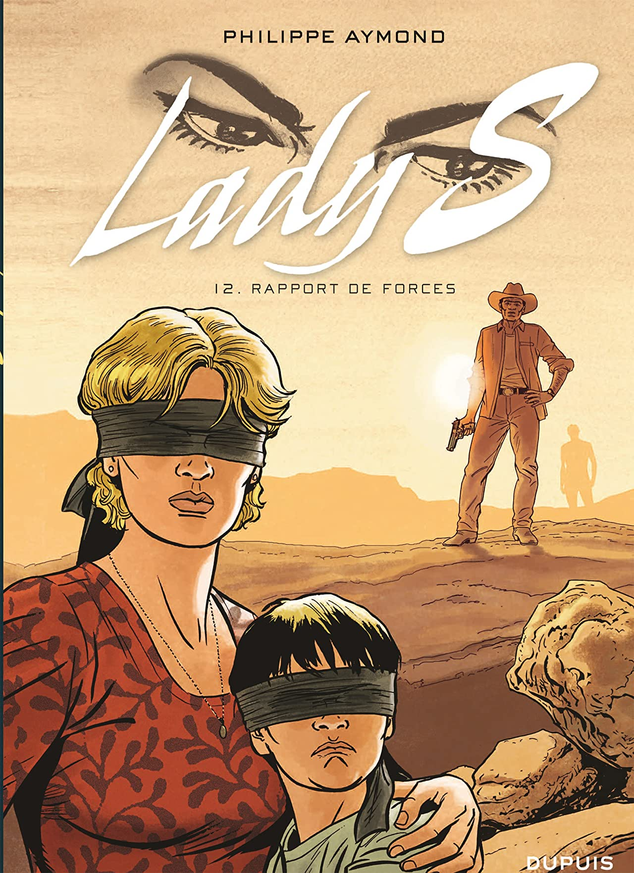 Lady S. Vol. 12: Rapport de forces