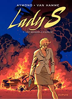 Lady S. Vol. 7: Une seconde d'éternité