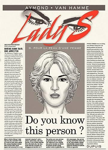 Lady S. Tome 9: Pour la peau d'une femme