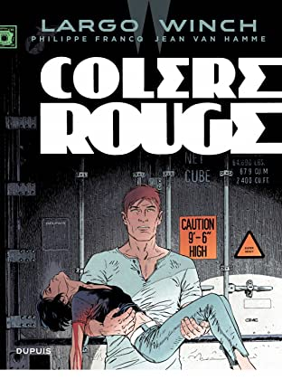 Largo Winch Tome 18: Colère rouge