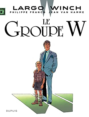 Largo Winch Vol. 2: Le Groupe W