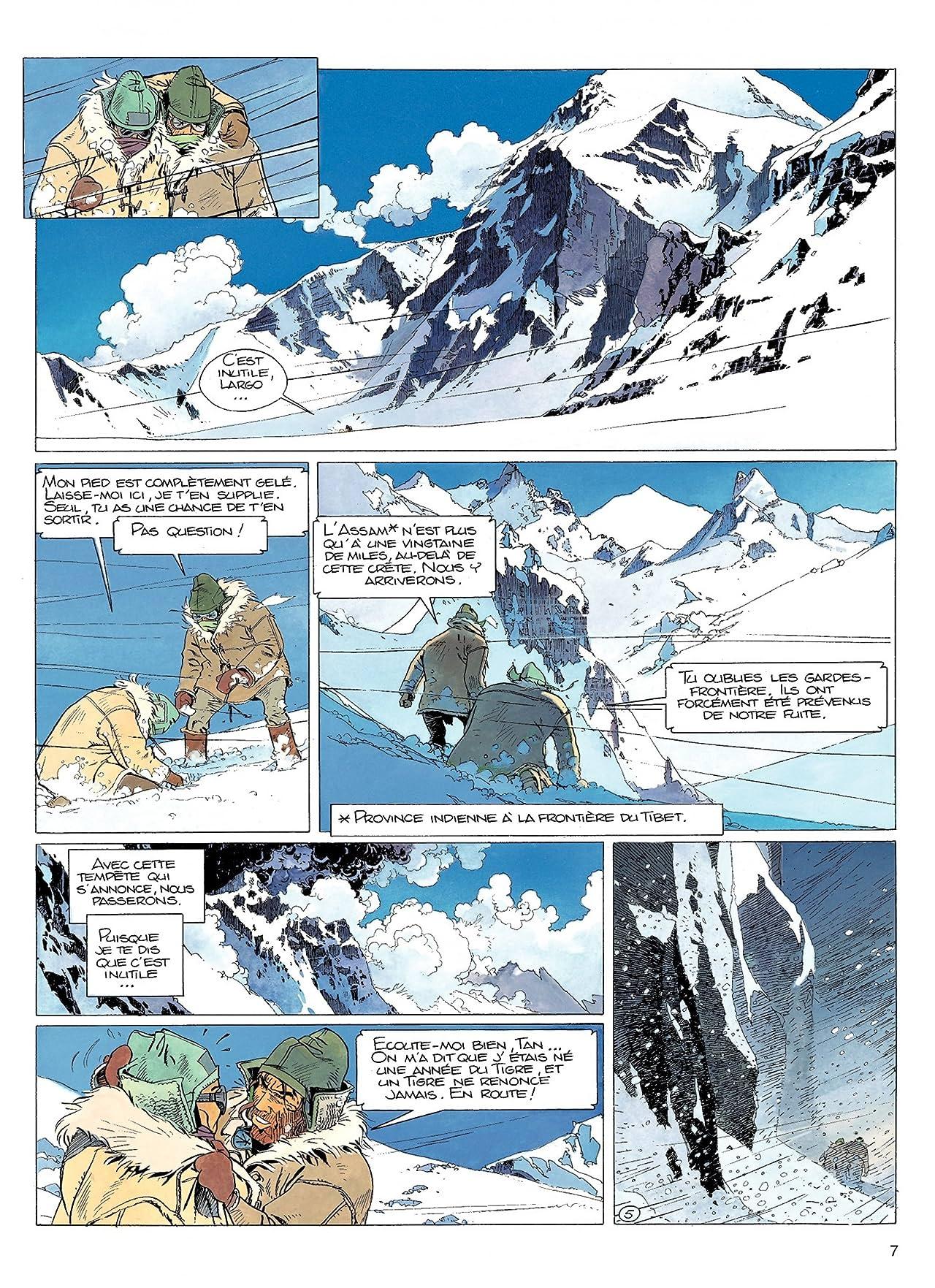 Largo Winch Vol. 8: L'Heure du Tigre