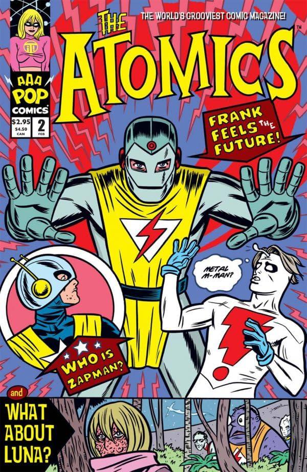 The Atomics #2