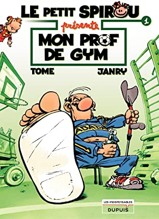 Le Petit Spirou présente... Tome 1: Mon prof de gym