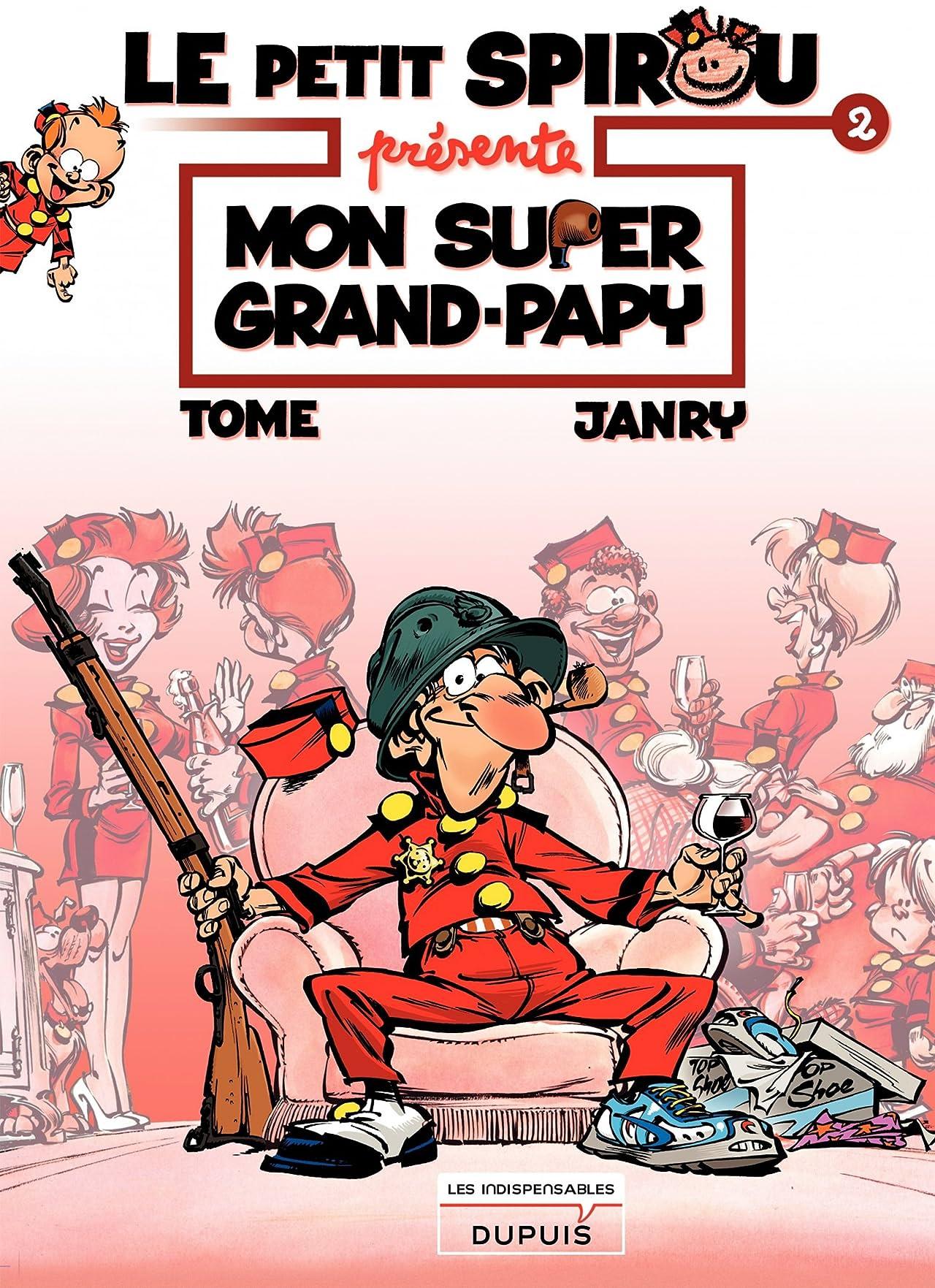 Le Petit Spirou présente... Vol. 2: Mon super grand papy