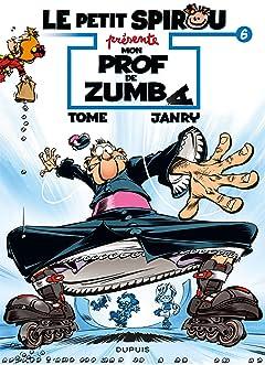 Le Petit Spirou présente... Tome 6: Mon prof de Zumba