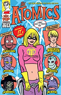 The Atomics No.3