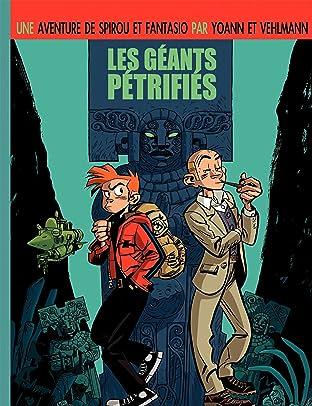 Le Spirou de ... Vol. 1: Les géants pétrifiés