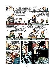 Le Spirou de ... Vol. 2: Les marais du temps
