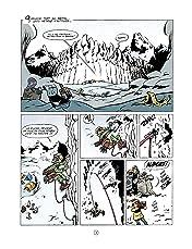 Le Spirou de ... Vol. 3: Le Tombeau des Champignac