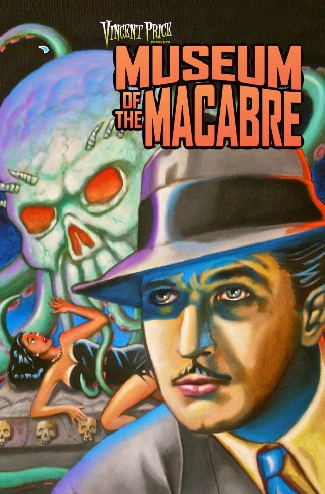 Vincent Price: Museum of the Macabre Vol. 1