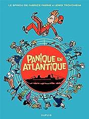 Le Spirou de ... Vol. 6: Panique en Atlantique