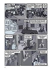 Le Spirou de Benoît Feroumont: Fantasio se marie