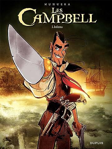 Les Campbell Vol. 1: Inferno
