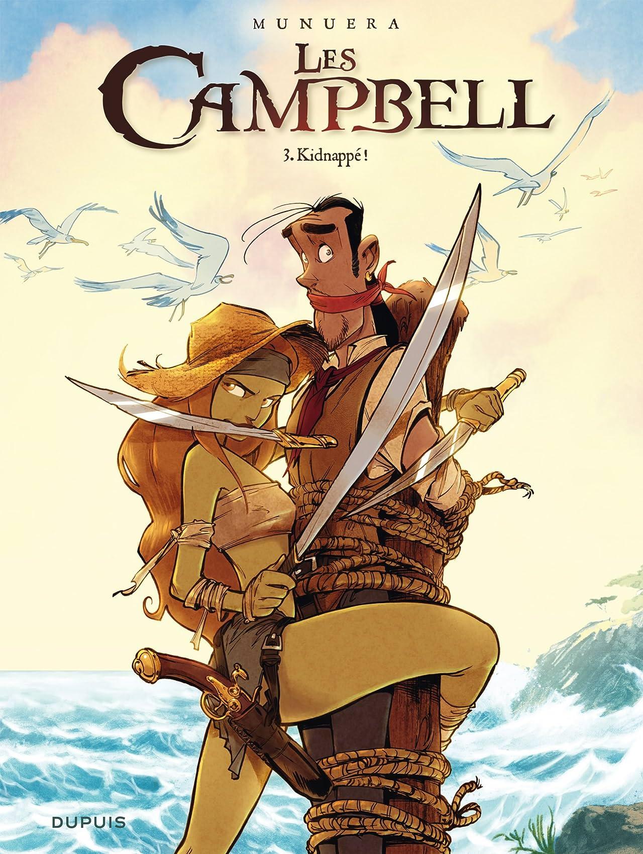 Les Campbell Vol. 3: Kidnappé !