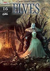 Elves Vol. 16: Red Like Lava
