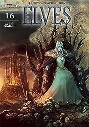 Elves Vol. 16: Red Like Lava