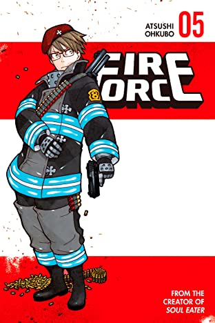 Fire Force Tome 5