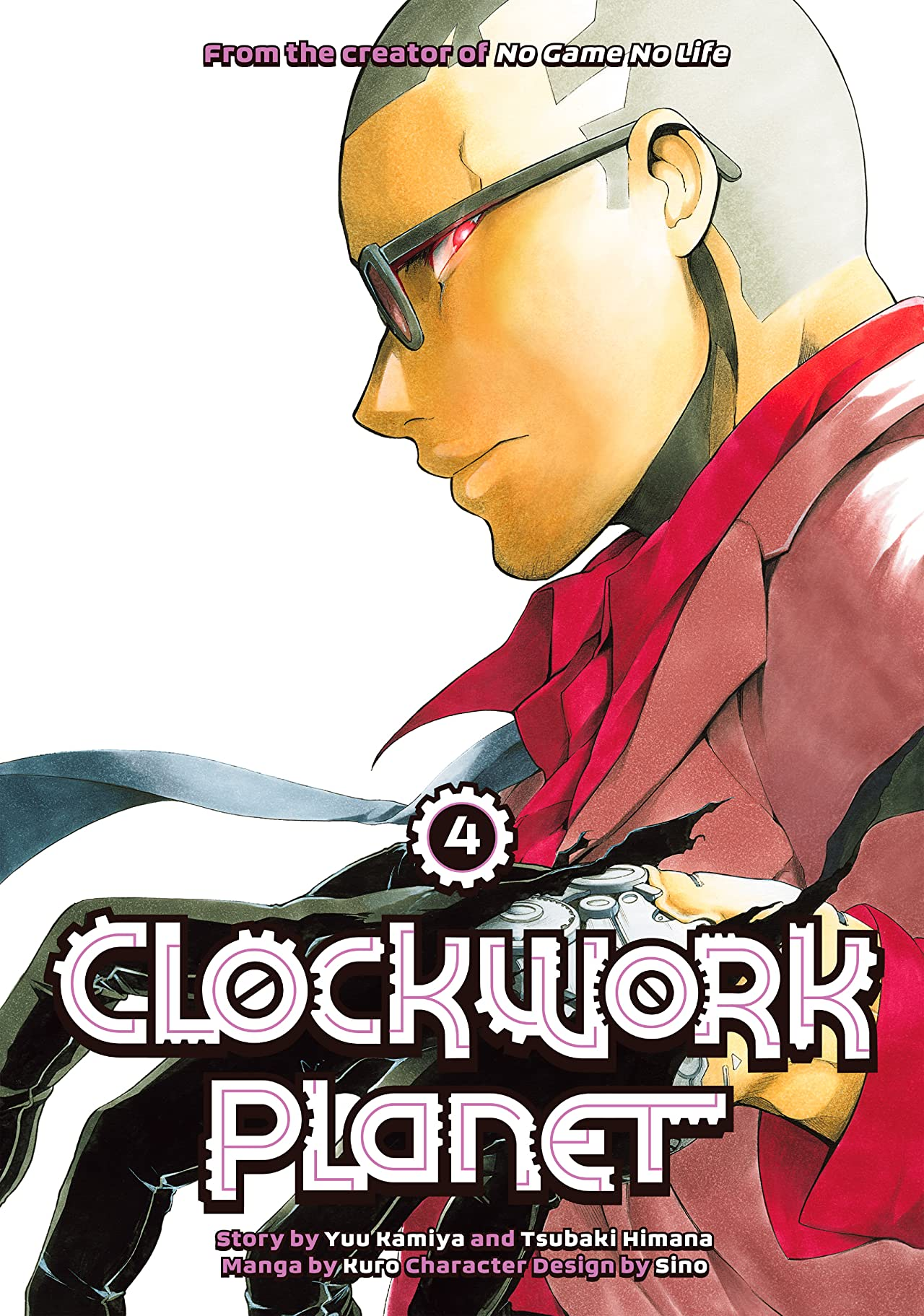 Clockwork Planet Vol. 4